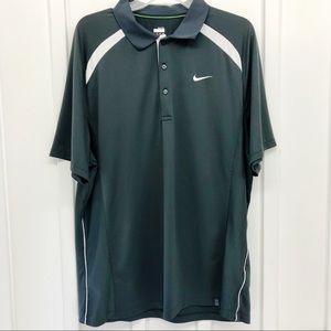 Mens Nike Golf Shirt Fit Dri Size XXL